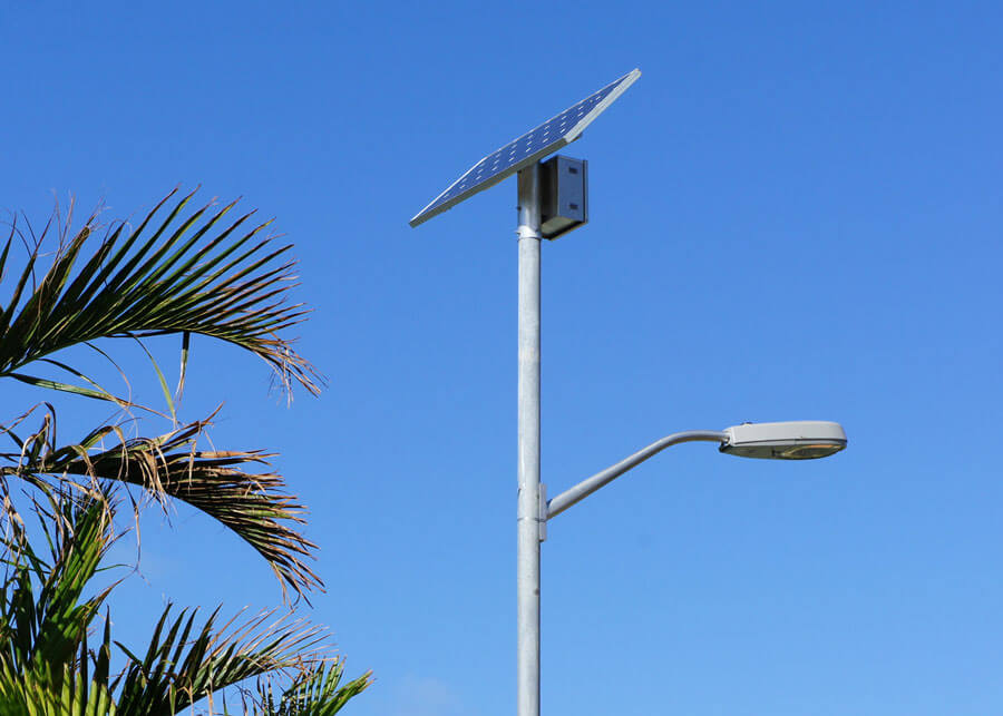 Street Light Column Safety